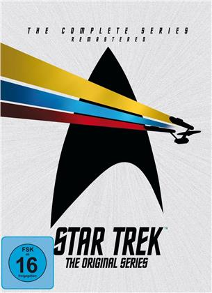 Star Trek - Raumschiff Enterprise - The Original Series - Die komplete Serie (23 DVDs)