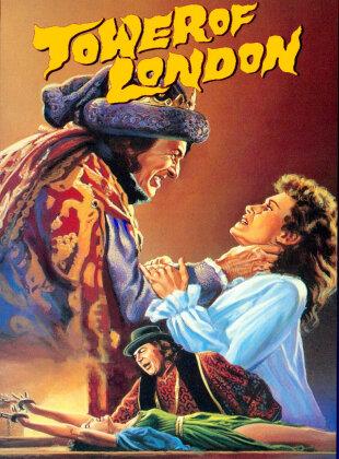 Tower of London (1962) (Mediabook, Uncut, 3 DVDs)