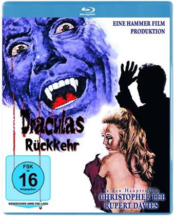 Draculas Rückkehr (1968) (Limited Edition, Uncut)