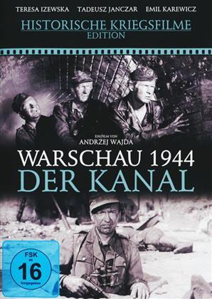 Warschau 1944 - Der Kanal (1957) (Historische Kriegsfilme Edition, s/w)