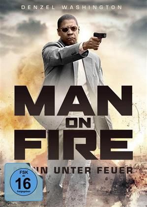 Man on Fire - Mann unter Feuer (2004) (Mediabook, Blu-ray + DVD)