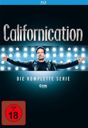 Californication - Die komplette Serie (16 Blu-rays)