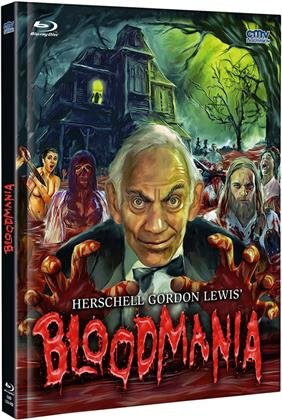 Herschell Gordon Lewis' Bloodmania (Limited Edition, Mediabook, Uncut, Blu-ray + DVD)