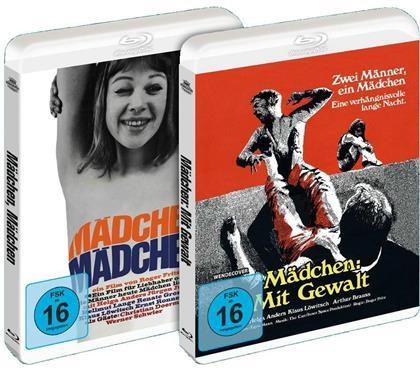Mädchen Mädchen & Mädchen: Mit Gewalt (2 Blu-rays)
