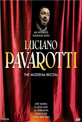 Luciano Pavarotti - The Modena Recital - An Intimate Evening with Luciano Pavarotti