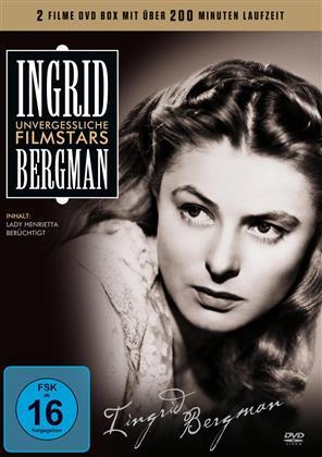 Ingrid Bergmann - Unvergessliche Filmstars