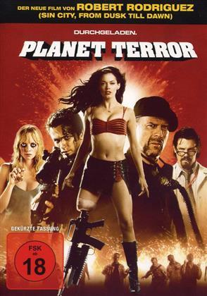 Grindhouse: Planet Terror (2007)