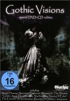 Various Artists - Gothic Visions 1 (DVD + CD)