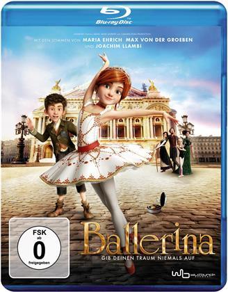 Ballerina - Gib deinen Traum niemals auf (2016)