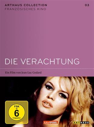Die Verachtung (1963) (Arthaus Collection)