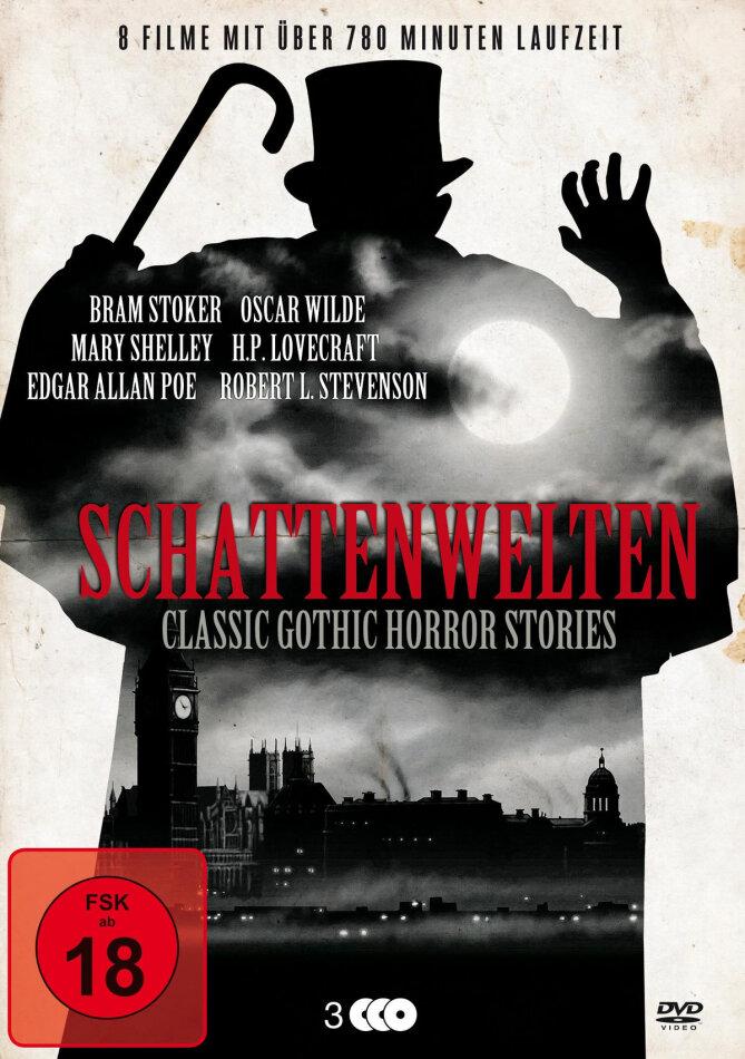 Schattenwelten - Classic Gothic Horror Stories (3 DVDs)