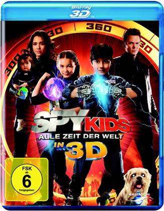 Spy Kids - Alle Zeit der Welt in 3D (2001)