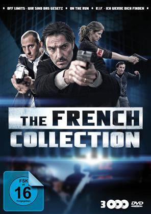 The French Collection: Off Limits - On the Run - R.I.F. [3 DVDs]