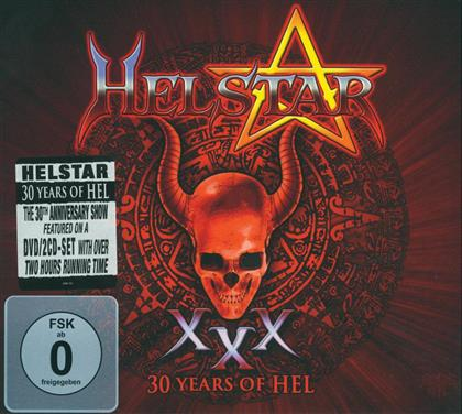 Helstar - 30 Years Of Hel (+ 2 CDs)