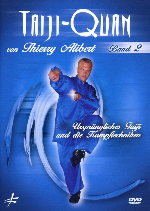 Taiji-Quan Band 2 - Thierry Alibert