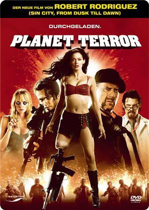 Grindhouse: Planet Terror (2007) (Steelbook)