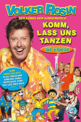 Volker Rosin - Komm, lass uns tanzen - Die Videos
