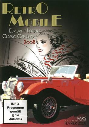 Retro Mobile Europe's Leading Classic Car Show 2008