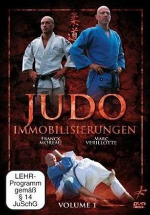 Judo - Immobilisierungen Vol. 1
