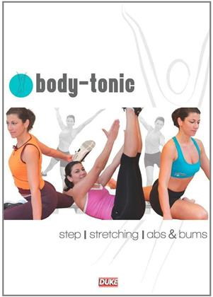 Body-Tonic - Step/Stretching/Abs & Bums (3 DVDs)