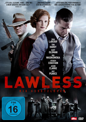 Lawless - Die Gesetzlosen (2012)
