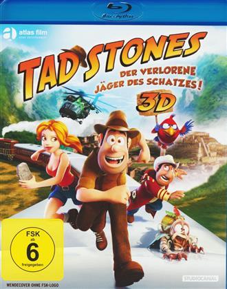 Tad Stones - Der verlorene Jäger des Schatzes! (2012)