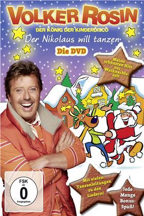 Volker Rosin - Der Nikolaus will tanzen