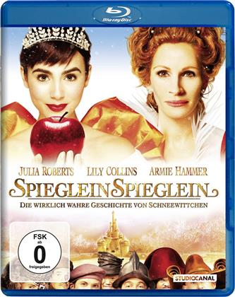 Spieglein Spieglein - Die wirklich wahre Geschichte von Schneewittchen (2011)