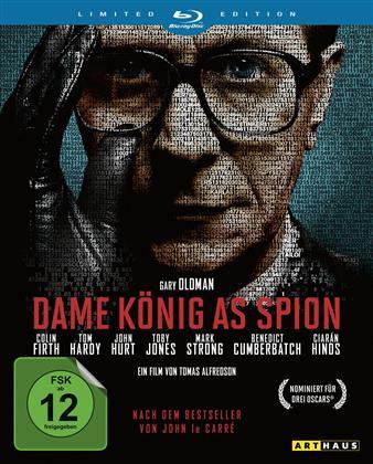 Dame König As Spion (2011) (Arthaus, Édition Limitée)