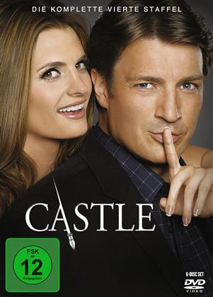 Castle - Staffel 4 (6 DVDs)