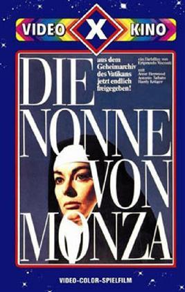 Die Nonne von Monza (1969) (Grosse Hartbox, Cover V, Limited Edition)