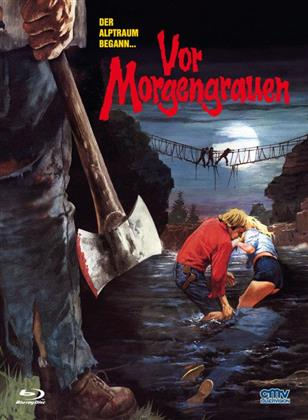 Vor Morgengrauen (1981) (Cover A, Limited Edition, Mediabook, Uncut, Blu-ray + DVD)