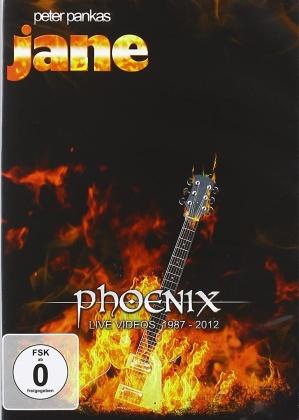 Peter Panka's Jane - Phoenix (2 DVDs)