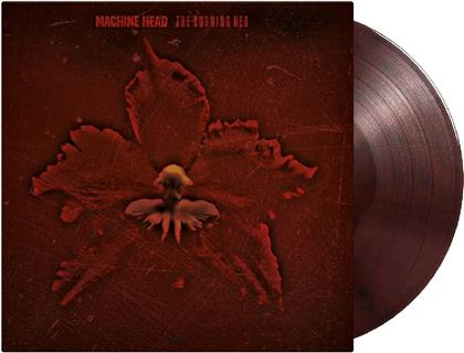 Machine Head - Burning Red (Music On Vinyl, Limited Edition, Red & Black Vinyl, LP)