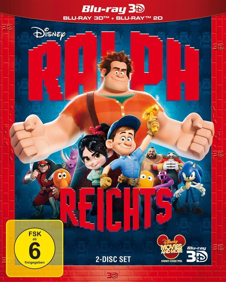 Ralph reicht's (2012)