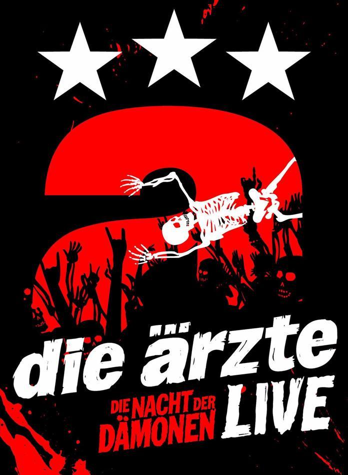 Die Ärzte - Live - Die Nacht der Dämonen (Deluxe Edition)