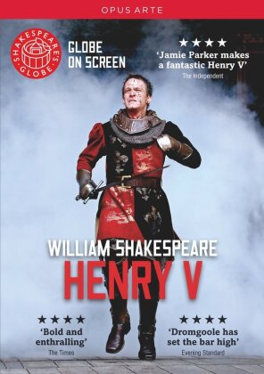 Globe Theatre - Shakespeare - Henry V (Globe on Screen, Shakespeare's Globe, Opus Arte)
