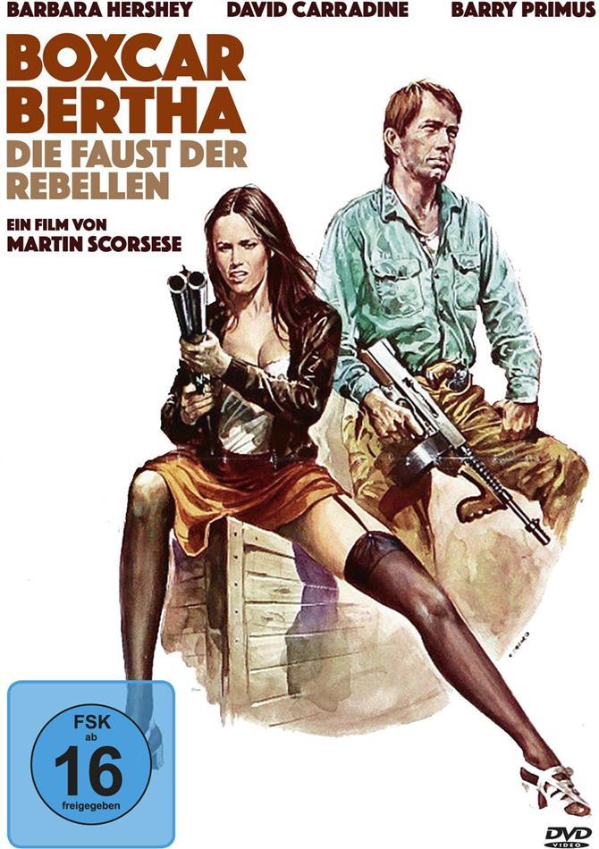 Boxcar Bertha - Die Faust der Rebellen (1972)
