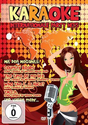 Karaoke - Internationale Party Hits