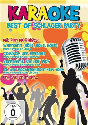 Karaoke - Karaoke - Best of Schlager Party