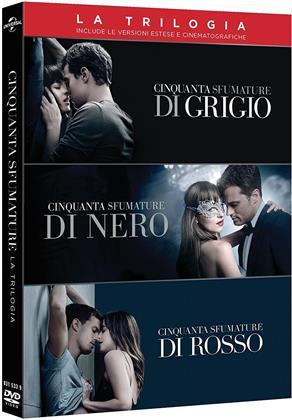 Cinquanta sfumature - La Trilogia (3 DVDs)
