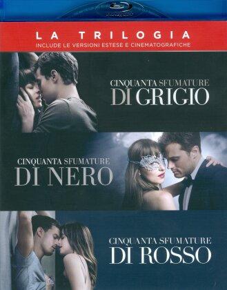 Cinquanta sfumature - La Trilogia (3 Blu-rays)
