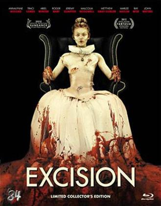 Excision (2012) (Kleine Hartbox, Collector's Edition, Limited Edition, Uncut)