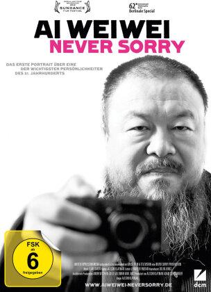 Ai Weiwei - Never Sorry (OmU)
