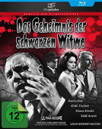 Das Geheimnis der schwarzen Witwe (1963) (Filmjuwelen)