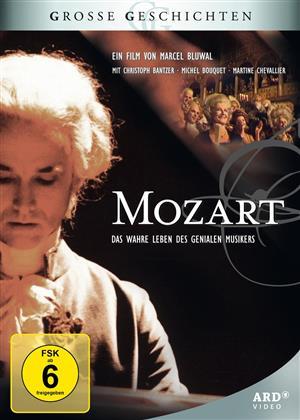 Mozart - Das wahre Leben des genialen Musikers (Grosse Geschichten, 3 DVDs)