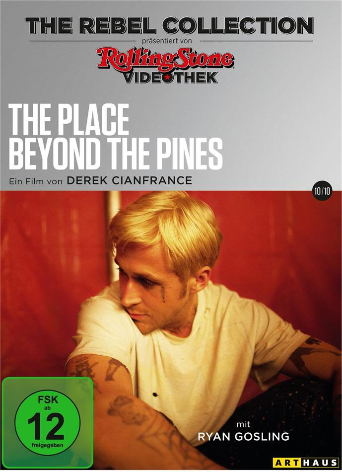 The Place Beyond the Pines (2012) (The Rebel Collection, Rolling Stone Videothek, Arthaus)