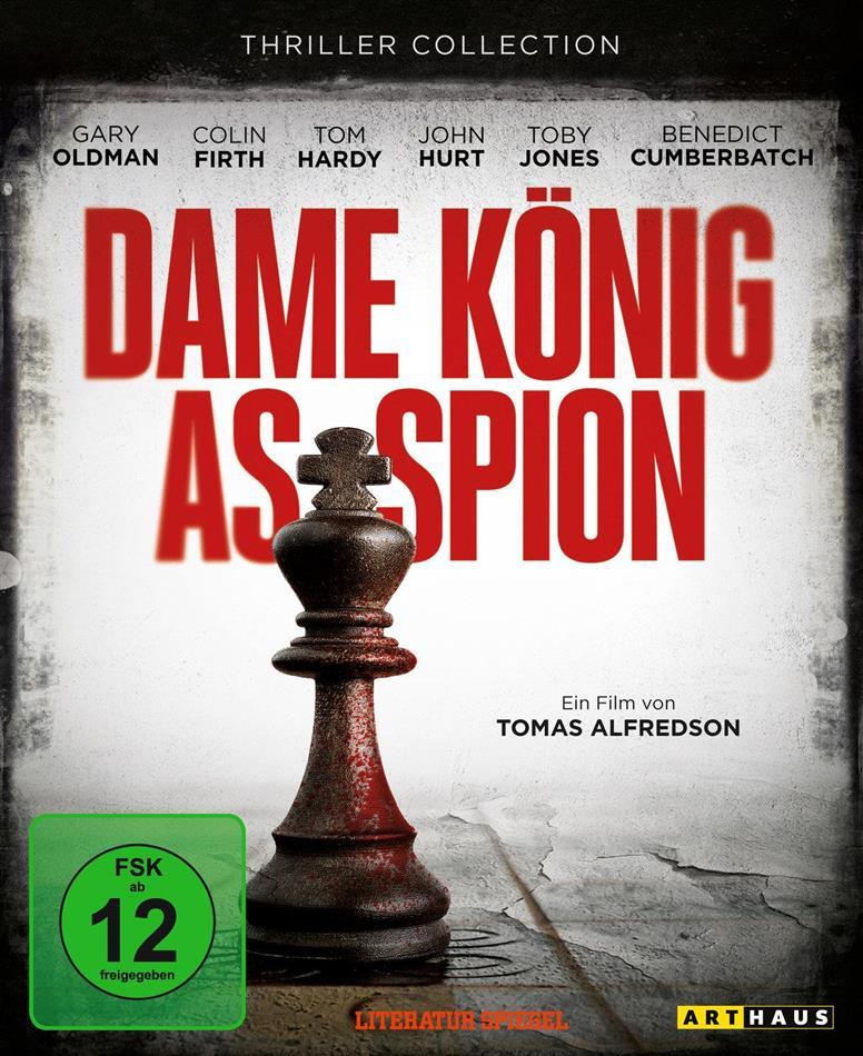 Dame König As Spion (2011) (Thriller Collection, Arthaus)