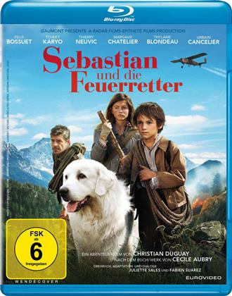 Sebastian und die Feuerretter (2015)