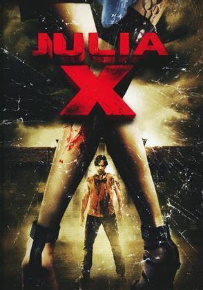 Julia X (2011) (Mediabook, Uncut, Blu-ray 3D (+2D) + DVD)